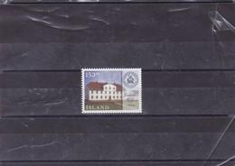 ISLANDE : 150 Anniversaire Du Lycée De Reykjavik : Y&T :811** - 1944-... Republiek