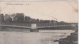 CALVADOS - Le Pont De RANVILLE - L.D ( Avec Train De Voyageurs ) - Frankrijk