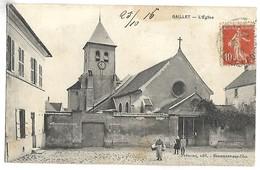 BAILLET - L'Eglise - Frankrijk