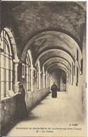 Monastère De La Pierre Qui Vire - Le Cloître - Frankrijk