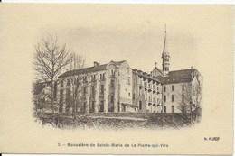 Monastère Sainte Marie De La Pierre Qui Vire - Frankrijk
