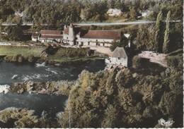 86 - JOUHET - Vue Générale Aérienne Du Moulin Des Roches Sur La Gartempe - Frankrijk