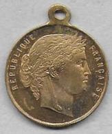 Médaille Souvenir De La 2e Fête Nationale ... ( Exposition 1878 Paris ) - Non Classificati
