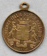 CHAMBERY - Médaille Souvenir Du Grand Concours De Musique 1873 - Non Classificati