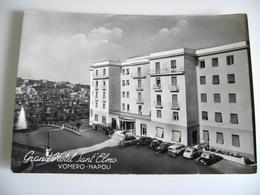Grand' Hotel  SANT ELMO VOMERO NAPOLI - ALBERGO      CAMPANIA  NON  VIAGGIATA COME DA FOTO SCRITTA SUL RETRO - Hotels & Restaurants