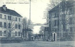 ( BITCHE )( 57 MOSELLE ) ( MILITARIA )( CASERNES ) CASERNE TEYSIER - Kasernen