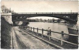 94 - SAINT MAUR DES FOSSES Le Pont Du Petit Parc écrite Timbrée - Saint Maur Des Fosses