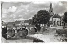 RUFFEY SUR SEILLE - L'Eglise Et Le Vieux Pont - France