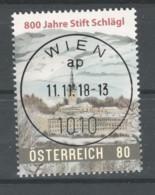 """Österreich 2018: """"Stift Schlägl"""" Gestempelt (siehe Foto/Scan) - 2011-... Gebraucht"""
