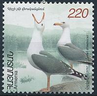 Mi 480 MNH ** Birds / Armenian Gull, Larus Armenicus - Armenia