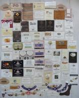 Lot De 65 étiquettes De Vin Et Alcool - Labels