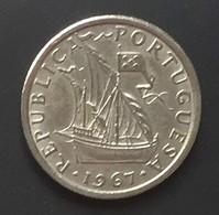 $G14-5 Escudos Coin - Portugal - 1967 - Portugal