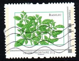 MONTIMBREAMOI - Lettre Prioritaire 20g - Basilic - Personalizzati (MonTimbraMoi)
