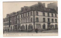 Audierne : Hôtel Du Commerce LL56 - Audierne