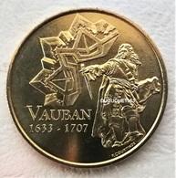 Monnaie De Paris 89.Saint Leger - Vauban 2007 - Monnaie De Paris