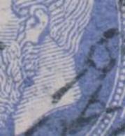 N°31Tache Contre La Barbe / Vlek Aan Baard - 1869-1883 Leopold II