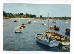 Port Manech (1967): Le Port Au Fond La Plage  ( Carte Jean Audierne) Achat Immédiat - Prix Fixe - Châteaulin