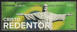 2015-ED. 4997 - MARAVILLAS DEL MUNDO MODERNO. El Cristo Redentor - USADO- - 1931-Oggi: 2. Rep. - ... Juan Carlos I