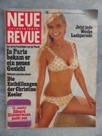 Neue Illustrierte Revue. N°48 Du 30 Novembre 1969. Revue Agrafée De 108 Pages - Magazines & Newspapers