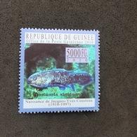 REPUBLIQUE DE GUINÉE. JACQUES YVES COUSTEAU. LATIMERIA. MNH. 5R2404D - Other