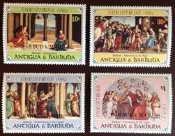 Barbuda 1982 Christmas MNH - Antigua And Barbuda (1981-...)