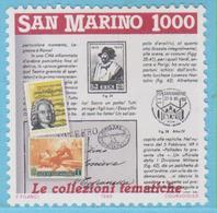 J.P.S. 9 - Compositeur - J.S. Bach  N° 33 - Saint Marin - TP N° Yv. 1178 - Partition - Musik
