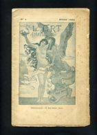 L'ART INTERNATIONAL - REVUE MENSUELLE N°2 - MARS 1895 - ILLUSTRATION DE GERVAIS - Art