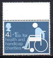GRANDE-BRETAGNE. N°746 De 1975. Handicapé. - Handicaps