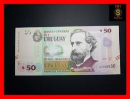 URUGUAY 50 Pesos Uruguayos 2015 P. 94  Serie F  UNC - Uruguay