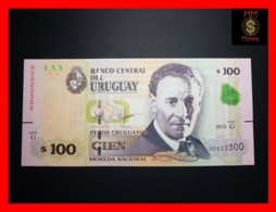 URUGUAY 100 Pesos Uruguayos 2015 P. 95  Serie G  UNC - Uruguay