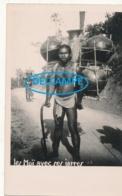 ASIE )) LES MOI AVEC SES JARRES - Postcards