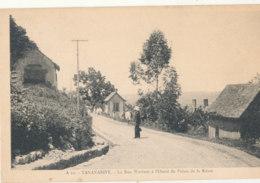 MADAGASCAR )) TANANARIVE   La Rue Werbert à L Ouest Du Plais De La Reine  A 12 - Madagascar