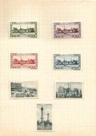 Vignettes Erinnophilie Anciennes - Commemorative Labels