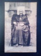 Carte Postale Ancienne - La Mère Roulet De Moncoutant - Centenaire - Moncoutant
