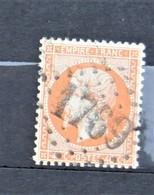 05 - 20 // France N° 23 - Oblitération GC 1769 - Le Havre - 1862 Napoléon III