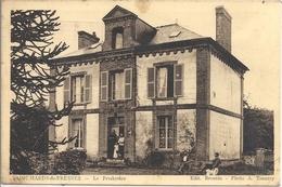 CPA Saint-Mards-de-Fresnes Le Prebystère - France