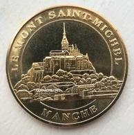 Monnaie De Paris 50.Mont Saint Michel - Vue Générale 2008 - Monnaie De Paris
