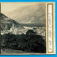 Suisse Valais * Viège - Photo Stéréoscopique Braun Vers 1865 - Voir Scans - Stereo-Photographie