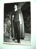 AUTOGRAFATA  LUIGI DE CORATO FOTO PICCAGLIANI  TEATRO ALLA SCALA MILANO THEATRE   Théâtre STAGIONE 1977 78 LIRICA OPERA - Toneel & Vermommingen