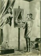 1950s HUMOR  PIN UP - ISPIRAZIONE - EDIZ. BROMOSTAMPA (1424) - Humour
