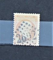 05 - 20 // France N° 23 - Oblitération GC 2602 - Nantes - 1862 Napoleon III