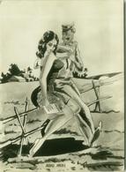 1950s HUMOR  PIN UP - ADDIO AMORE - EDIZ. BROMOSTAMPA (1425) - Humour
