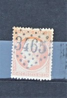 05 - 20 // France N° 23 - Oblitération GC 3465 - Strabourg Ou Soligny La Trappe - 1862 Napoléon III