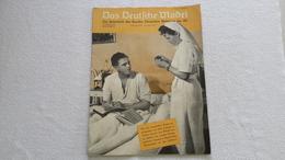 Raree Zeitschrift Das Deutsche Mädel In Der HJ Novemberheft 1942 Bund Deutscher Mädels BDM JM - German