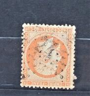 05 - 20 // France N° 23 - Oblitération étoile De Paris N° 24 - 1862 Napoléon III