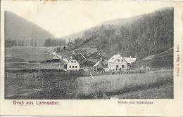 1920 - LAHNSATTEL  Gem. St.Aegyd ., Gute Zustand, 2 Scan - Lilienfeld