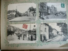 Ancien Album De Cartes Postales - 500 Postkaarten Min.