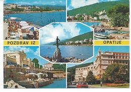 Pozdrav Iz Opatije Multivue - Croatia