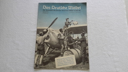 Raree Zeitschrift Das Deutsche Mädel In Der HJ Oktoberheft 1942 Bund Deutscher Mädels BDM JM - German