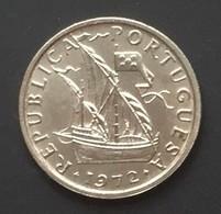 $G18-5 Escudos Coin - Portugal - 1972 - Portugal